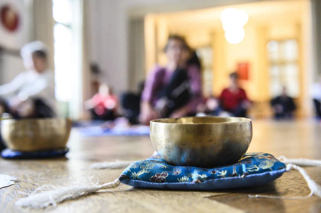 Yoga sanft (Di 11:15 – 12:15 Uhr)