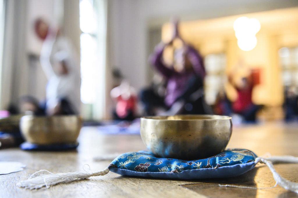 Yoga sanft (Di 11:00 – 12:00 Uhr)