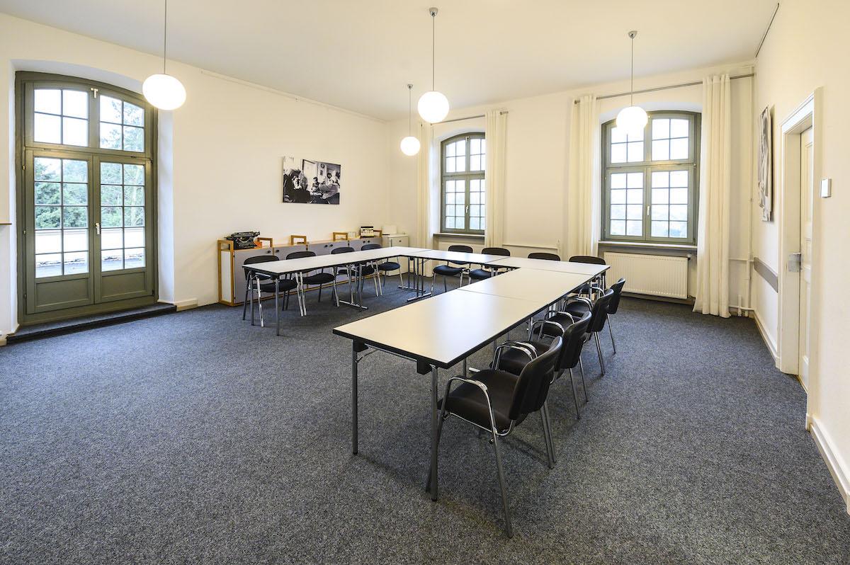 Tagungsraum im Nachbarschaftsheim Darmstadt