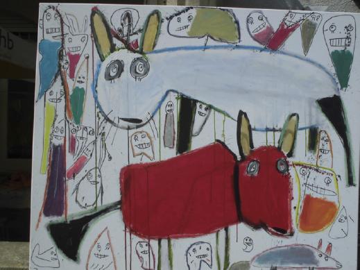 Ausstellung: Kunst kennt keine Behinderung
